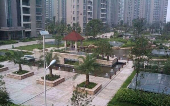 湘江世纪城融江苑环境图