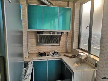 华宇公寓-银座  1室1厅1卫    1300.0元/月