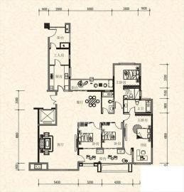 保利温泉新城  4室2厅2卫    235.0万