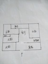 树鑫城市花园  4室2厅2卫    98.0万