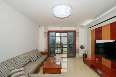 幸福莊園精裝三房可做四房性價比高全新裝修樓層好視野開闊