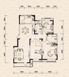琼天步步高  3室2厅2卫    79.8万