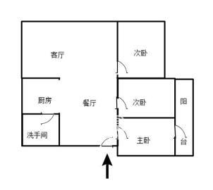 康馨佳园  3室2厅2卫    90.0万