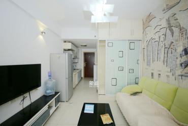 五一廣場 英尚國際 精裝一房 租金可抵月供 ** 隨時看房