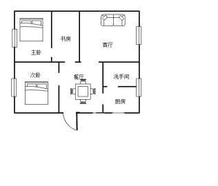 晨光小区  2室2厅1卫    40.0万