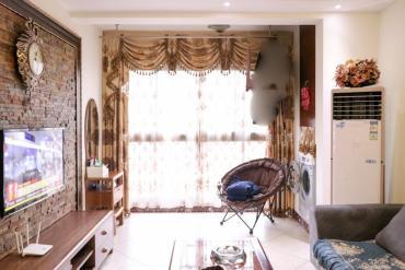 百江花园电梯豪装一房一厅可以做两房家电齐全