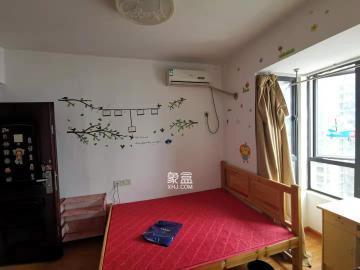百纳广场(百纳公寓)  1室1厅1卫    1400.0元/月