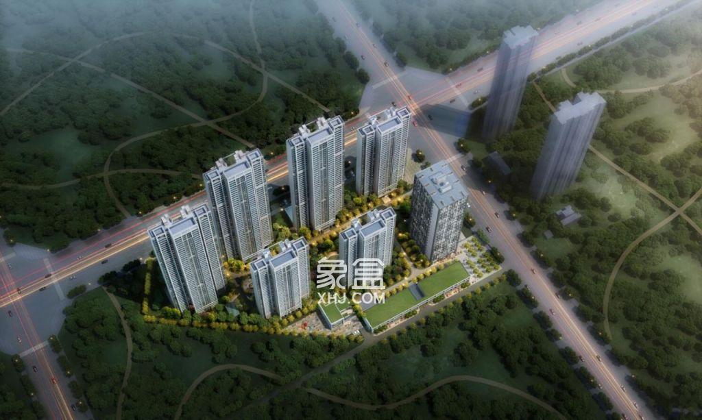 中国铁建湘语梅溪