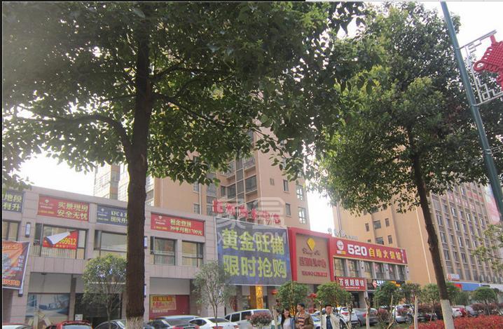 昌和商业中心/昌和国际环境图