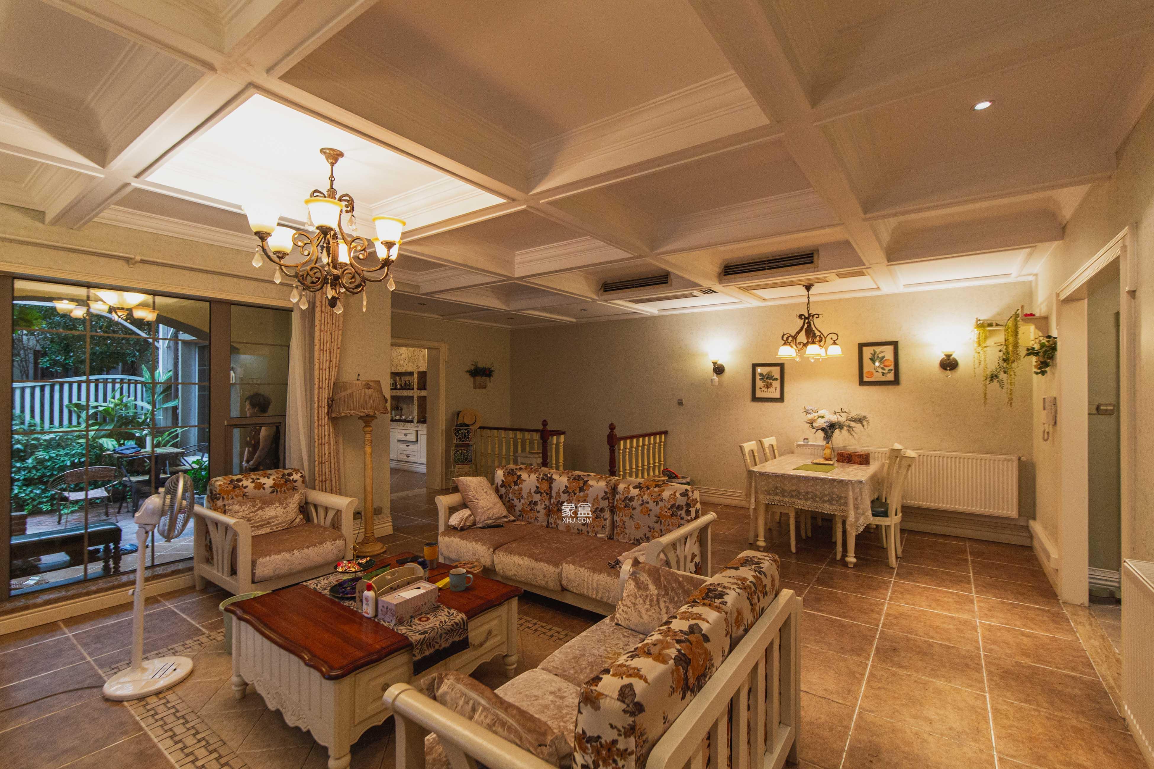 托斯卡纳洋房,小区中间位置,业主诚心出售