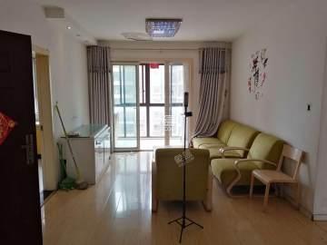 首创国际城  2室2厅1卫    125.0万