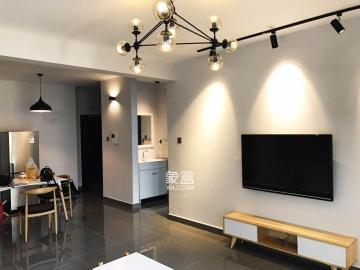 北辰三角 現代簡約居家兩房 高性價比