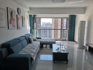 北辰三角洲 三室一厅一卫  140坪  居家风