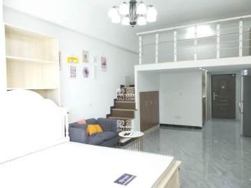 奥克斯loft 近地铁口 湘江畔 中盈广场 柏宁广场省设计院