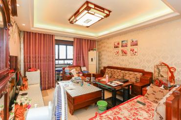 長沙市一中旁 新城國際花都 南北通透 精裝大三房兩衛 帶車位