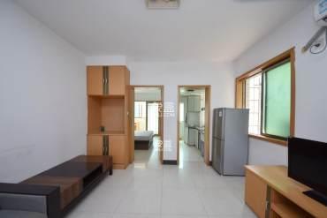 砂子塘本部 学校门口小区新锐湘都 正规一房一厅天然气