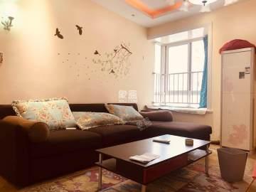 双维花溪湾(一、二期)  2室2厅1卫    2600.0元/月