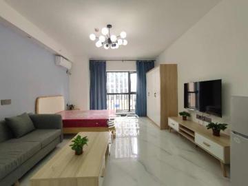 金科时代中心  一室一厅干净整洁温馨舒适