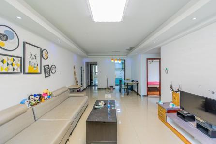 松雅湖 凤凰城三期 精装两房 满五 中楼层采光好