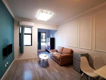 长盛岚庭 正规一室 仅需1500 好房别错过 随时看房