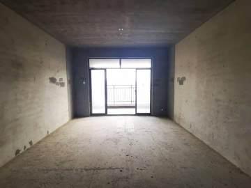 沿江 公园旁 银港国际 电梯中层经典朝南毛坯大三房