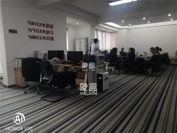 步步高商圈 湘腾城市广场精装大气办公房!交通便利!