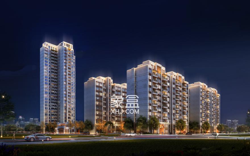 人居璟云庭:4室大面积居室最低13500元/㎡出售,2021年可实现全部交房!