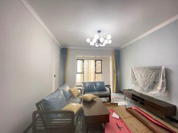 保利天禧精装三房家具已配齐价格可谈 奥克斯商圈 地 铁四号线