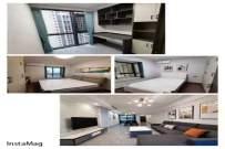 二中对面 武广国际精装修3室2厅1卫 家具齐全 拎包入住