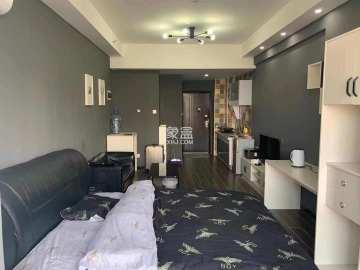 步步高新天地 小清新装公寓 适合单身狗小情侣 可直接拎包入住