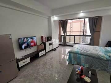 短租 月付 押一付一 精装公寓 钥匙在手 随时看房麓谷新长海
