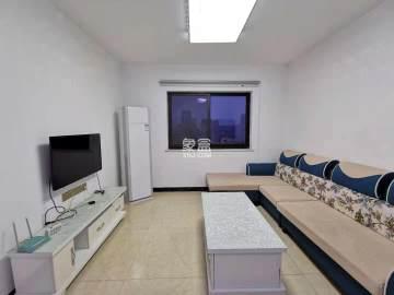正**精装大两房 一三四号线 欧式风格装修空间贼大 家电齐