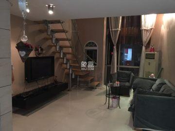 桂花公园 精装复式loft公寓 专门为年轻人打造的居家楼盘。