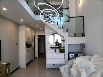 麓江春精装loft公寓 家具家电齐全 拎包入住 有钥匙随时看