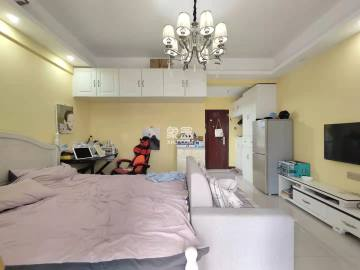 保利麓谷林语单身公寓 很靓 拎包入住 采光舒适 近芯城
