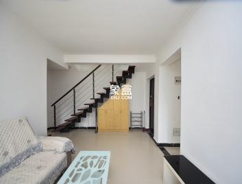 不限购 不限贷 复式 都市兰亭  3室2厅1卫 家具齐全
