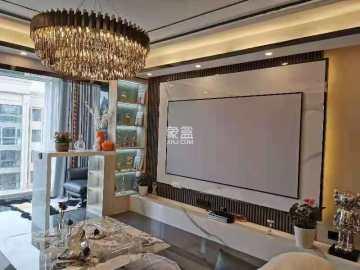 金融城二期(金融派公寓)  4室2廳2衛    238.0萬