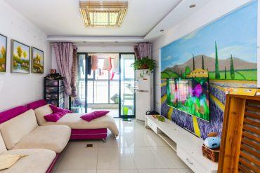 中建品质小区 业主换房,中间楼层,精装小三房
