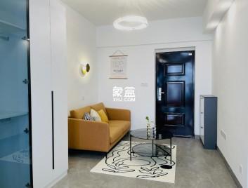 北辰三角洲精装1房现代清爽风钥匙在随时看房近五一万达华创