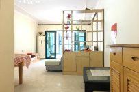 恒大名都两室出租1700包物业,房间干净整洁 随时看房