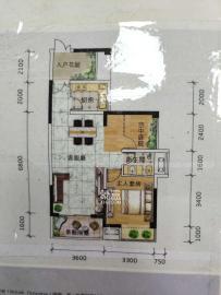 通用時代 精裝修三房兩廳 拎包入住 近地鐵1號線