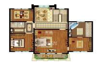 琼天步步高  3室2厅2卫    2400.0元/月
