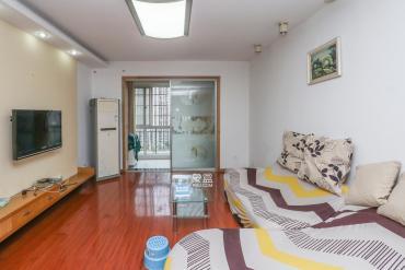 觀沙嶺地鐵口 綠地中央廣場精裝兩房家電齊全擰包入住隨時看房