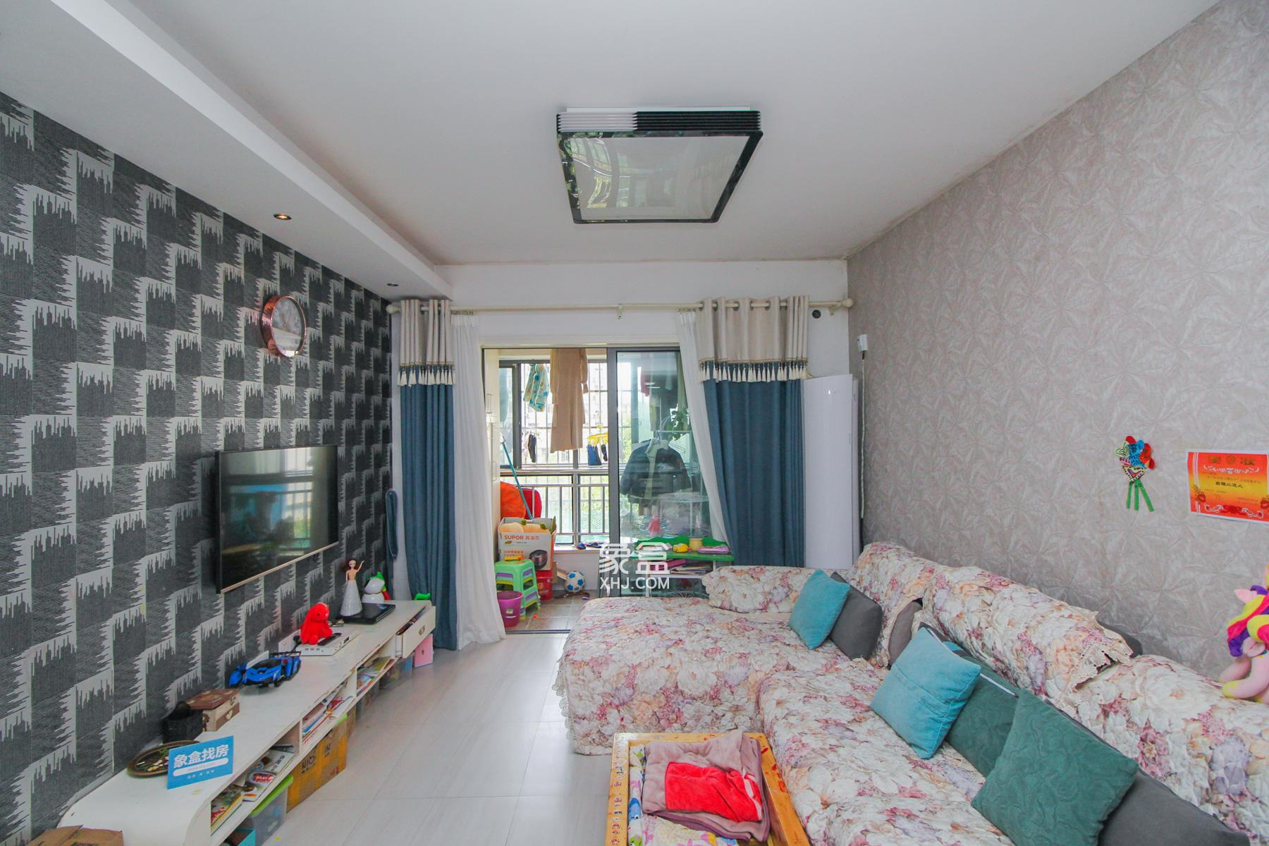上海城小区  3室2厅1卫    105.0万