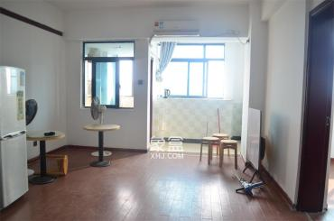 汉华国际  1室1厅1卫    52.0万