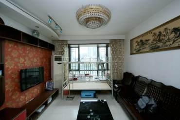 新城新世界  3室2厅1卫    128.0万
