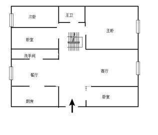天泉一品别墅  5室2厅2卫    360.0万