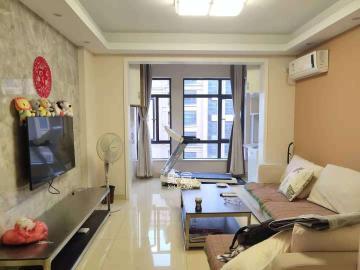 湘域城邦(湘域国际中心)  2室2厅1卫    4500.0元/月