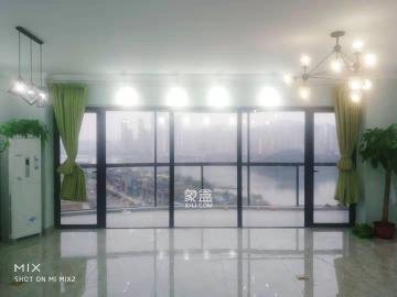 天祥水晶灣 麓云路正地鐵口 大辦公室出租 一線湖景視野