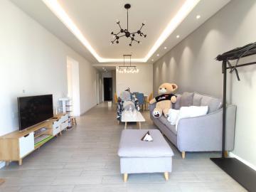 北辰三角洲 現代風大三室 全套家具家電 帶地暖